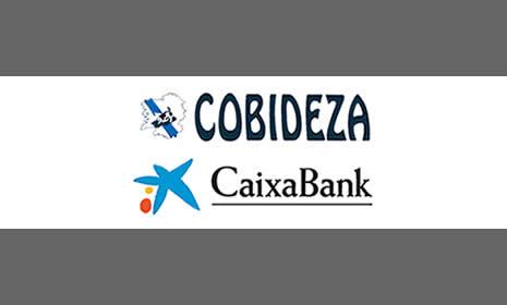 Cobideza firma un convenio con CaixaBank